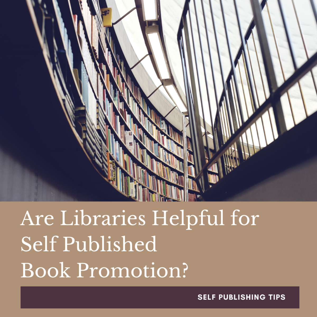 Are Libraries Helpful for Self Published Book Promotion?