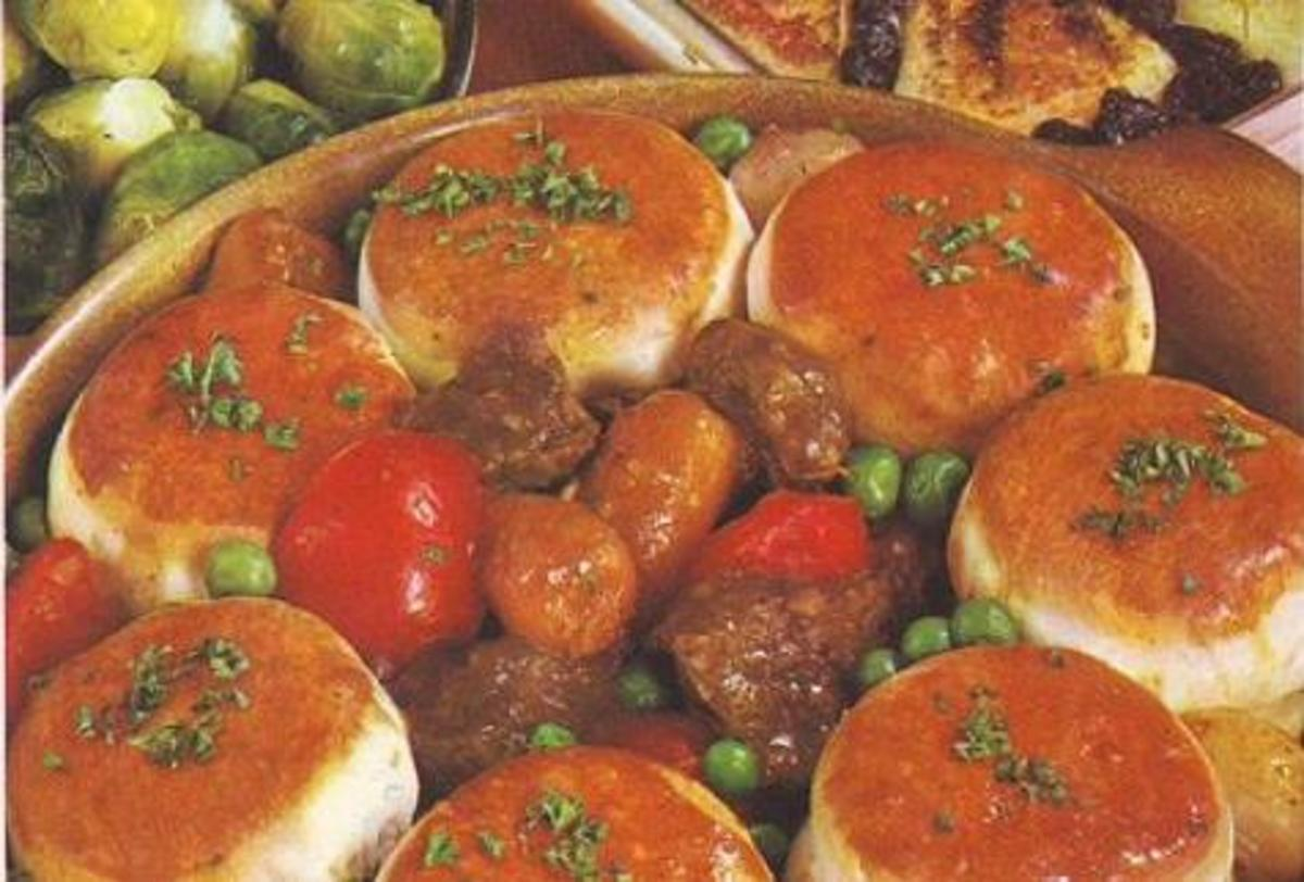 Make Minced Beef Cobbler and Dumplings With This Easy Recipe