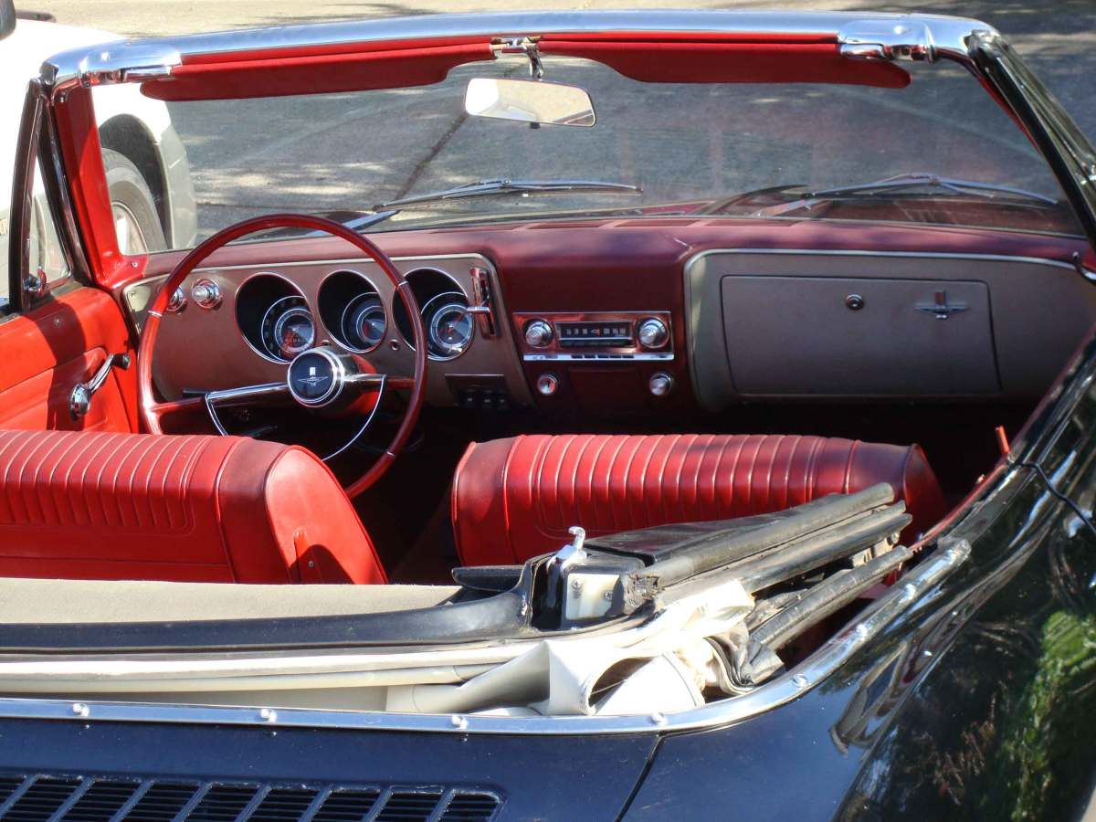 Inside the Corvair