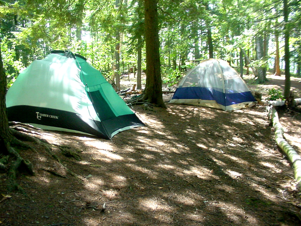 Tent Camping Checklist—What to Take on a Camping Trip