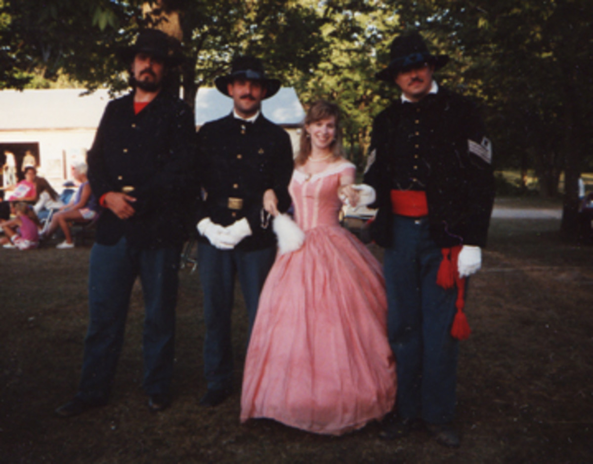 How to Get Started as a Lady Civil War Reenactor