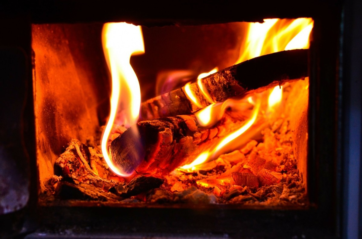 Sales of wood-burning stoves are currently booming across the globe.