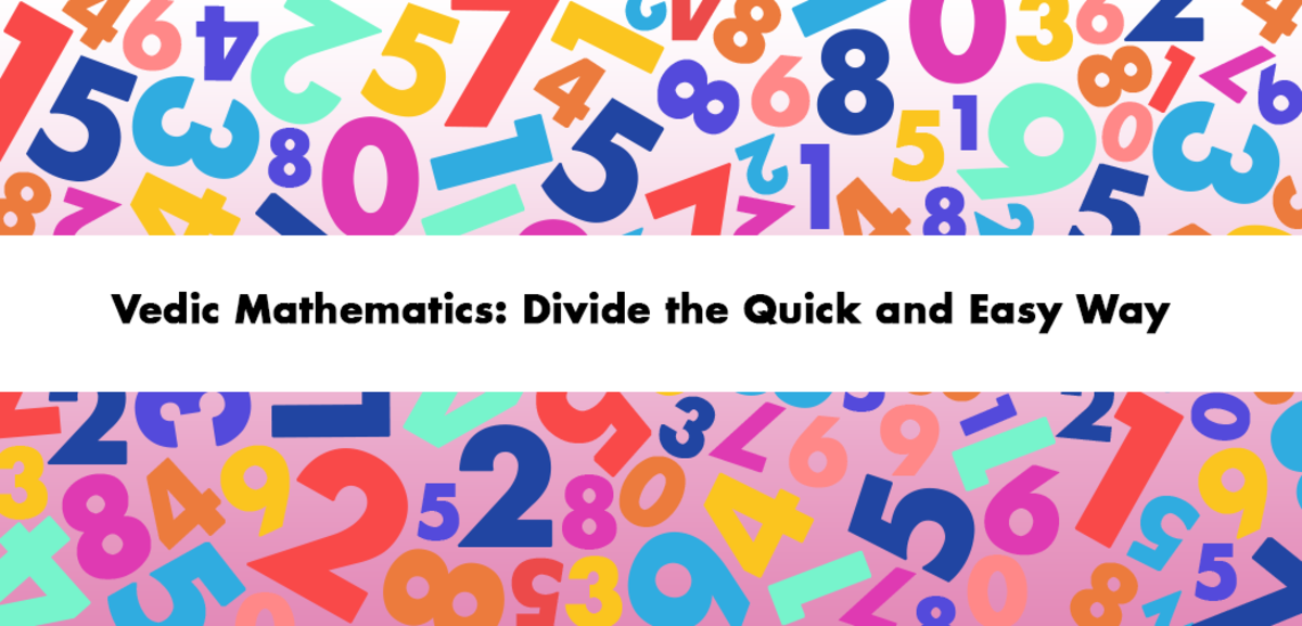 Divide Numbers Easily Using Vedic Mathematics: Fast and Easy Division Techniques