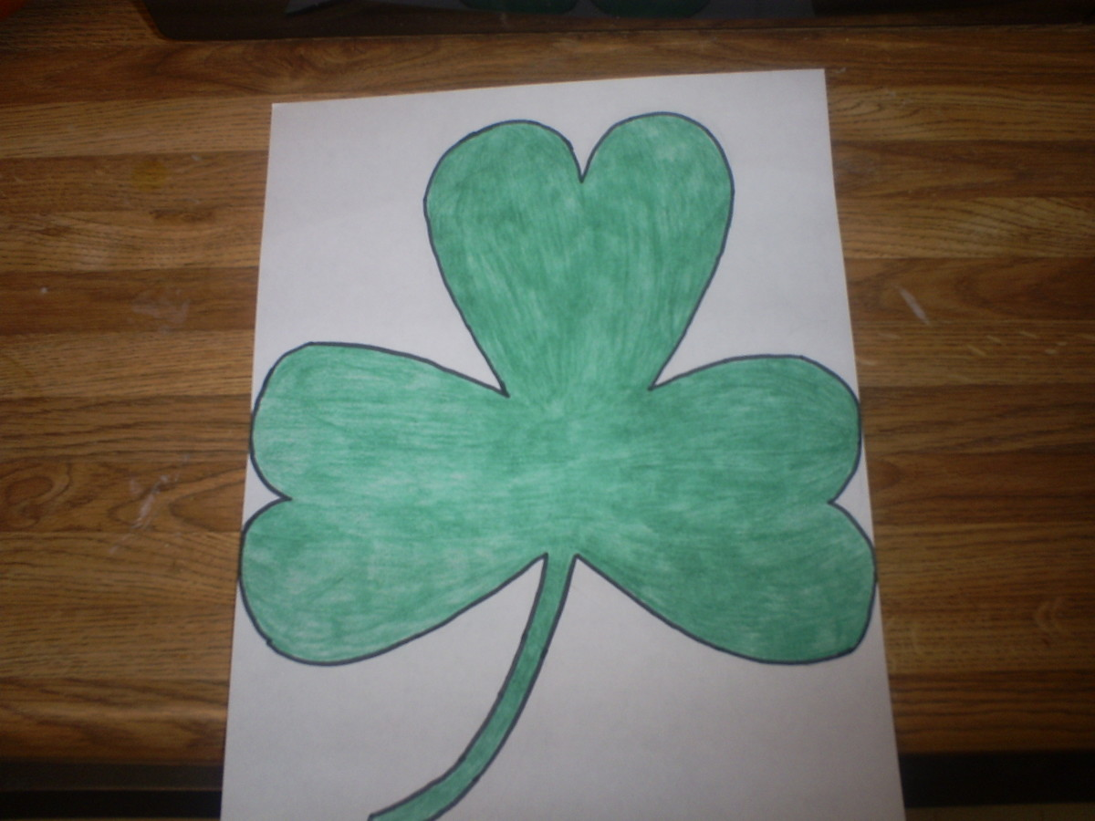 How to Draw Shamrocks for St. Patrick's Day: Easy, Step-by-Step Instructions