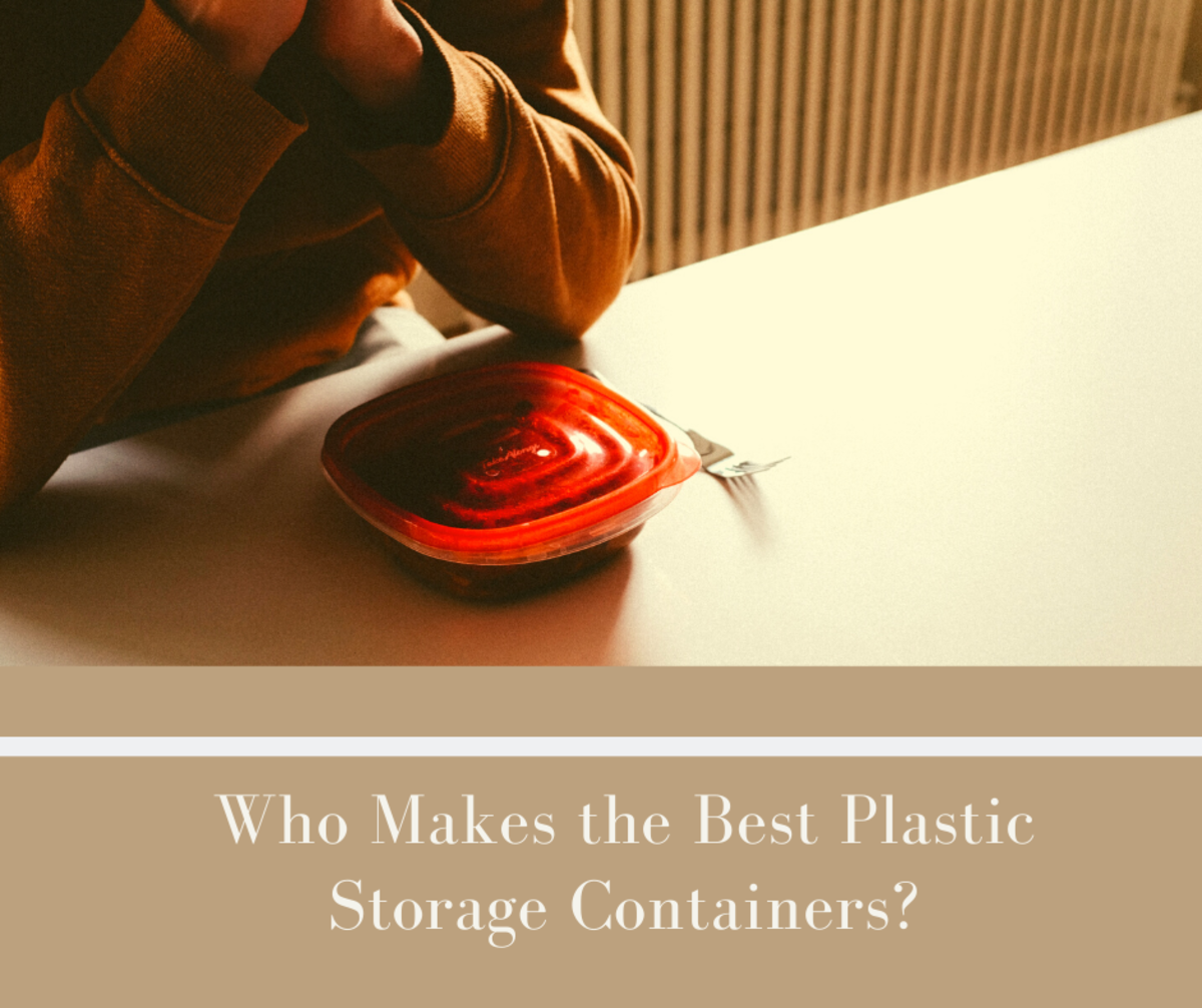 Learn which plastic storage containers are the best to use.