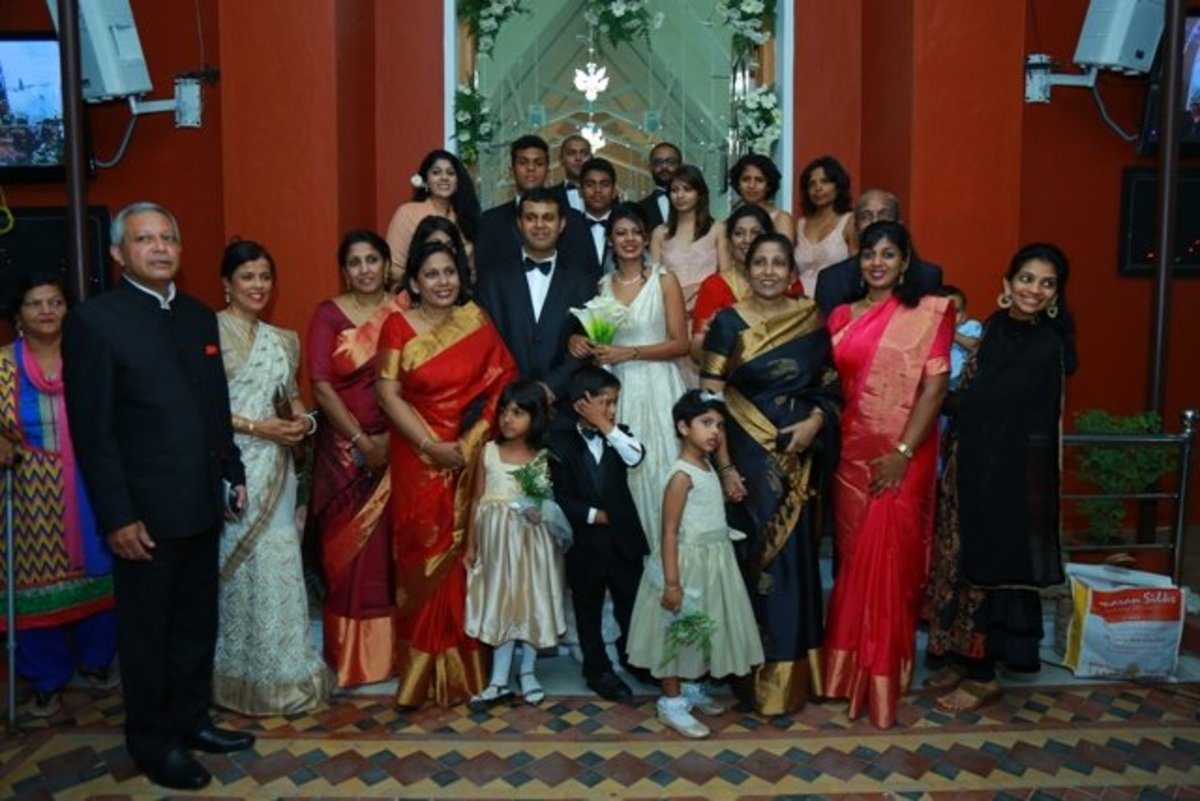 The Traditions of Christian Weddings in South India