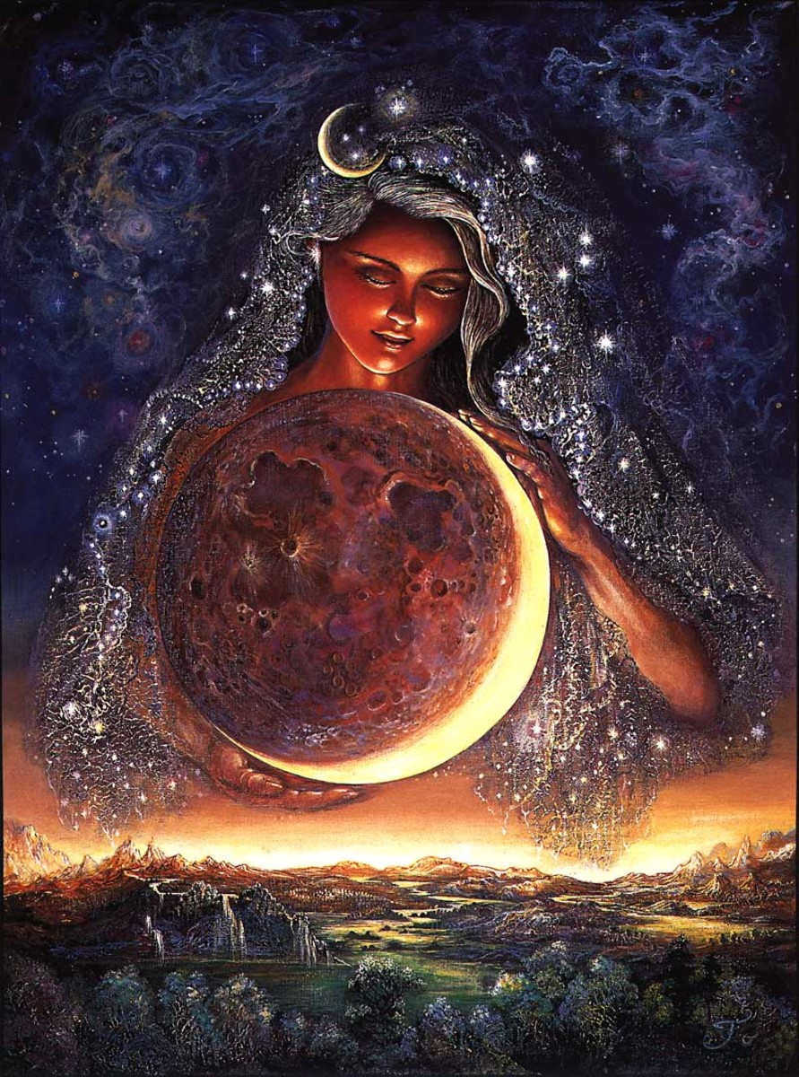 Countless legends and myths have been told about the moon throughout history.