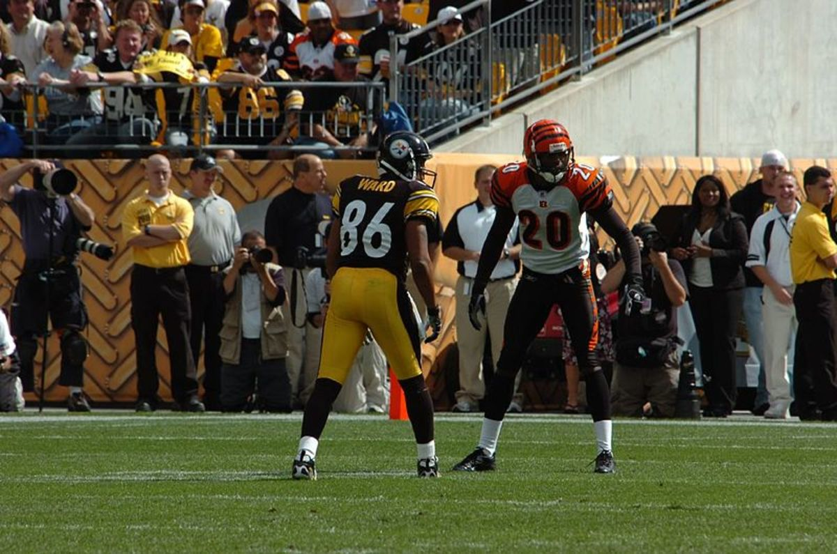The Steelers and rivals such as the Bengals have had some epic battles over the years.