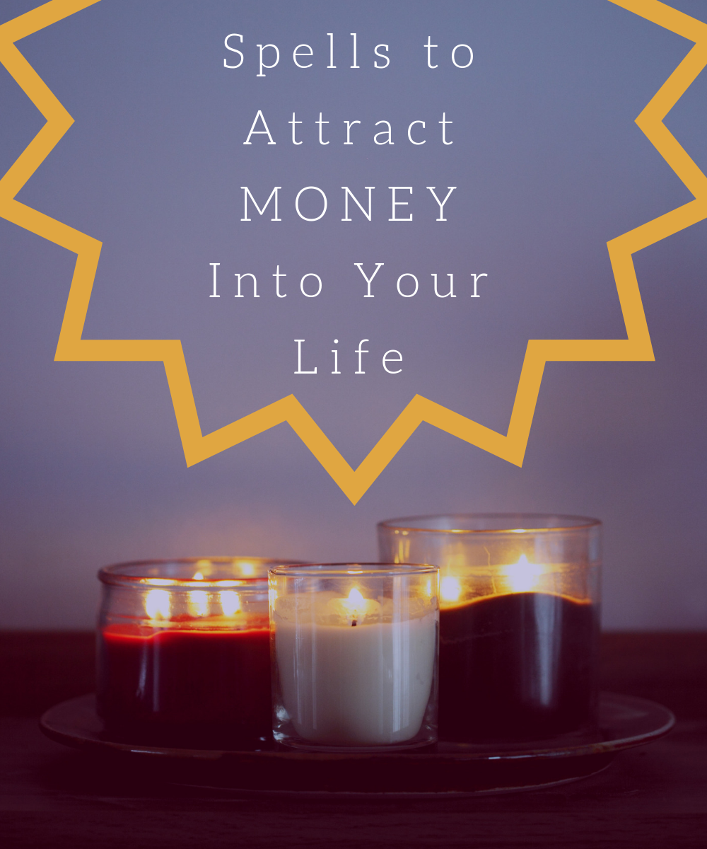 5 Money Spells, Rituals, and Chants to Attract Wealth