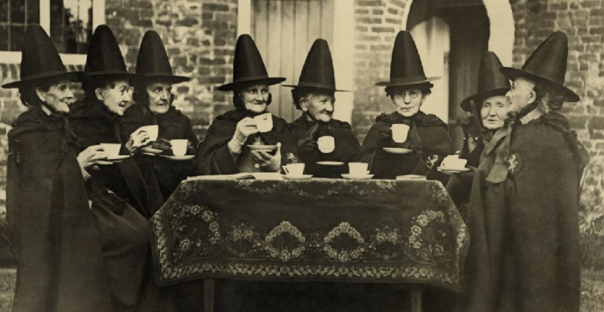 Witches of Ireland