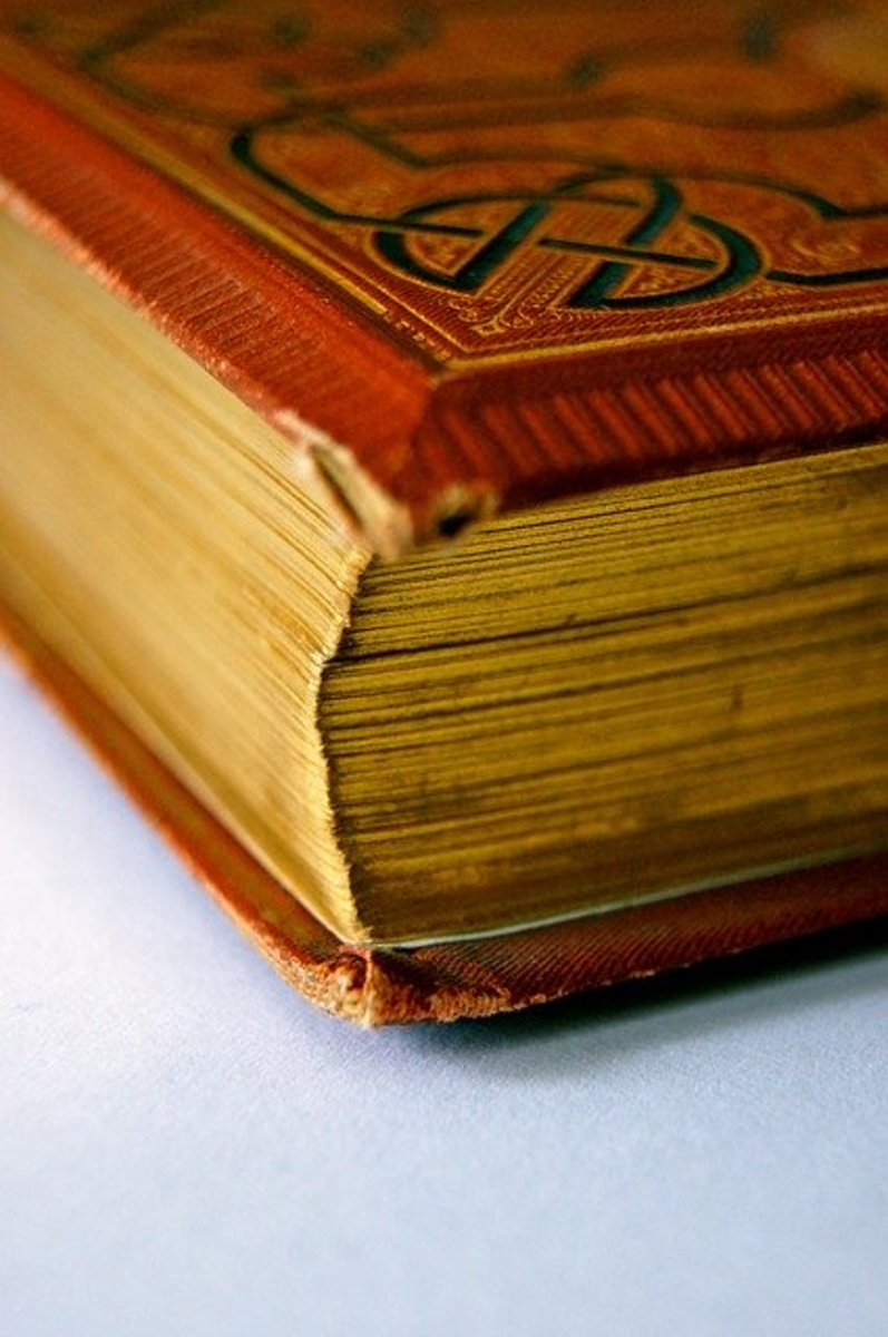 How to make your own Book of Shadows pages.