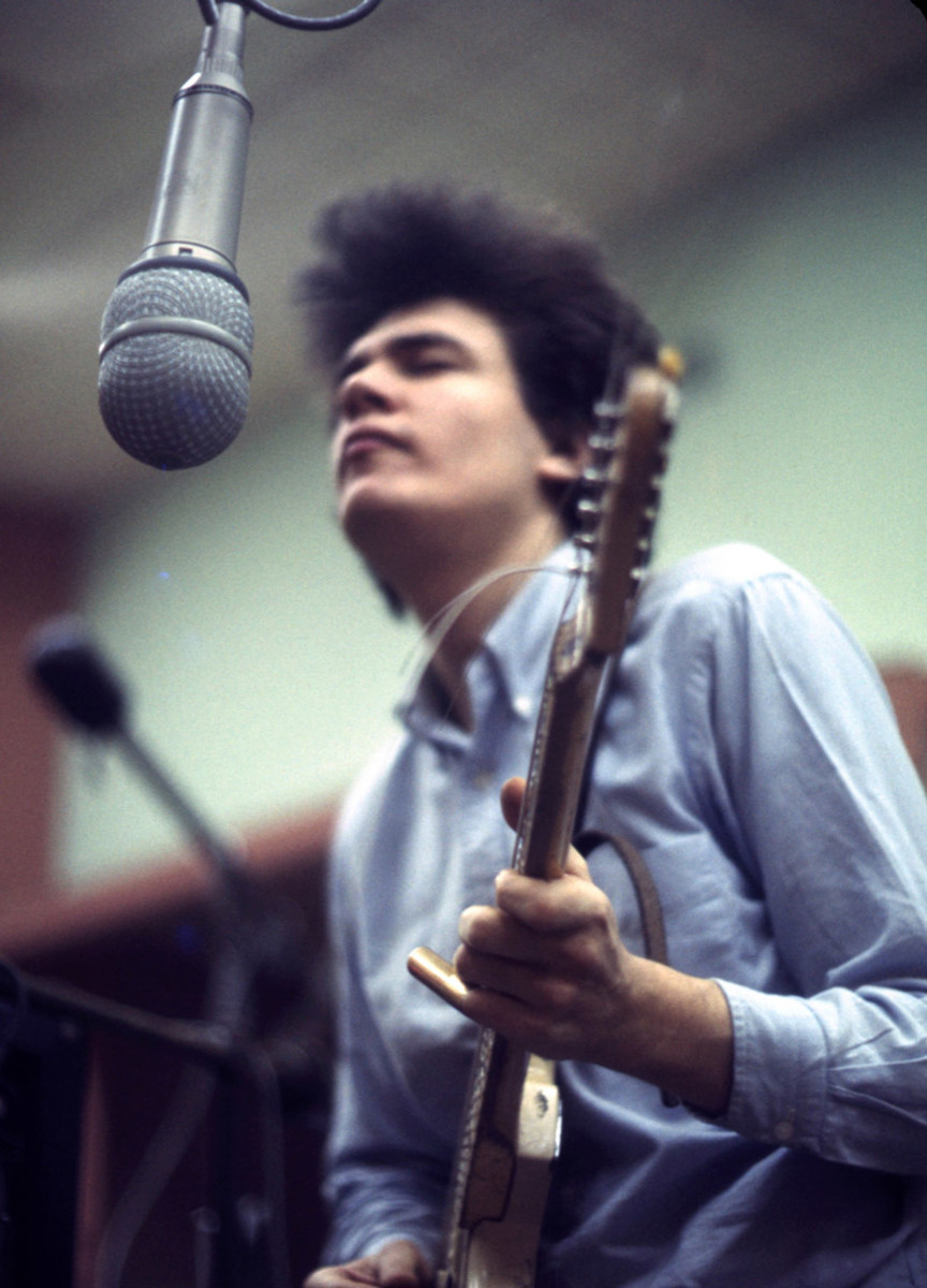 In Memory of Blues Guitarist Mike Bloomfield