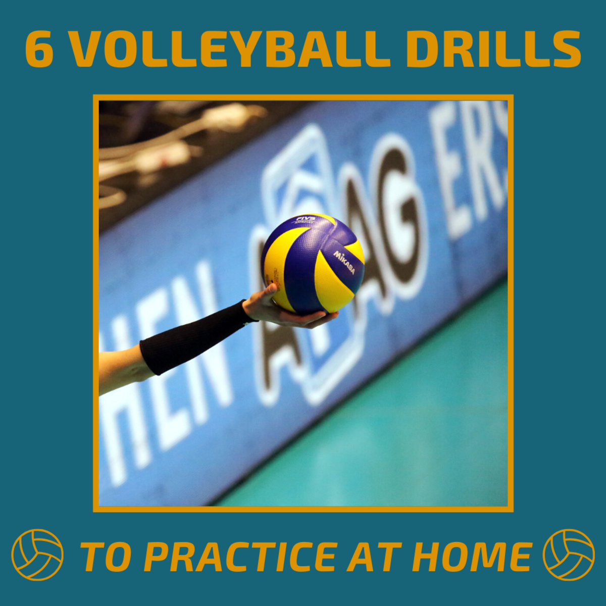 No net? No court? No problem! These six at-home drills can help you get you ready for your next match.