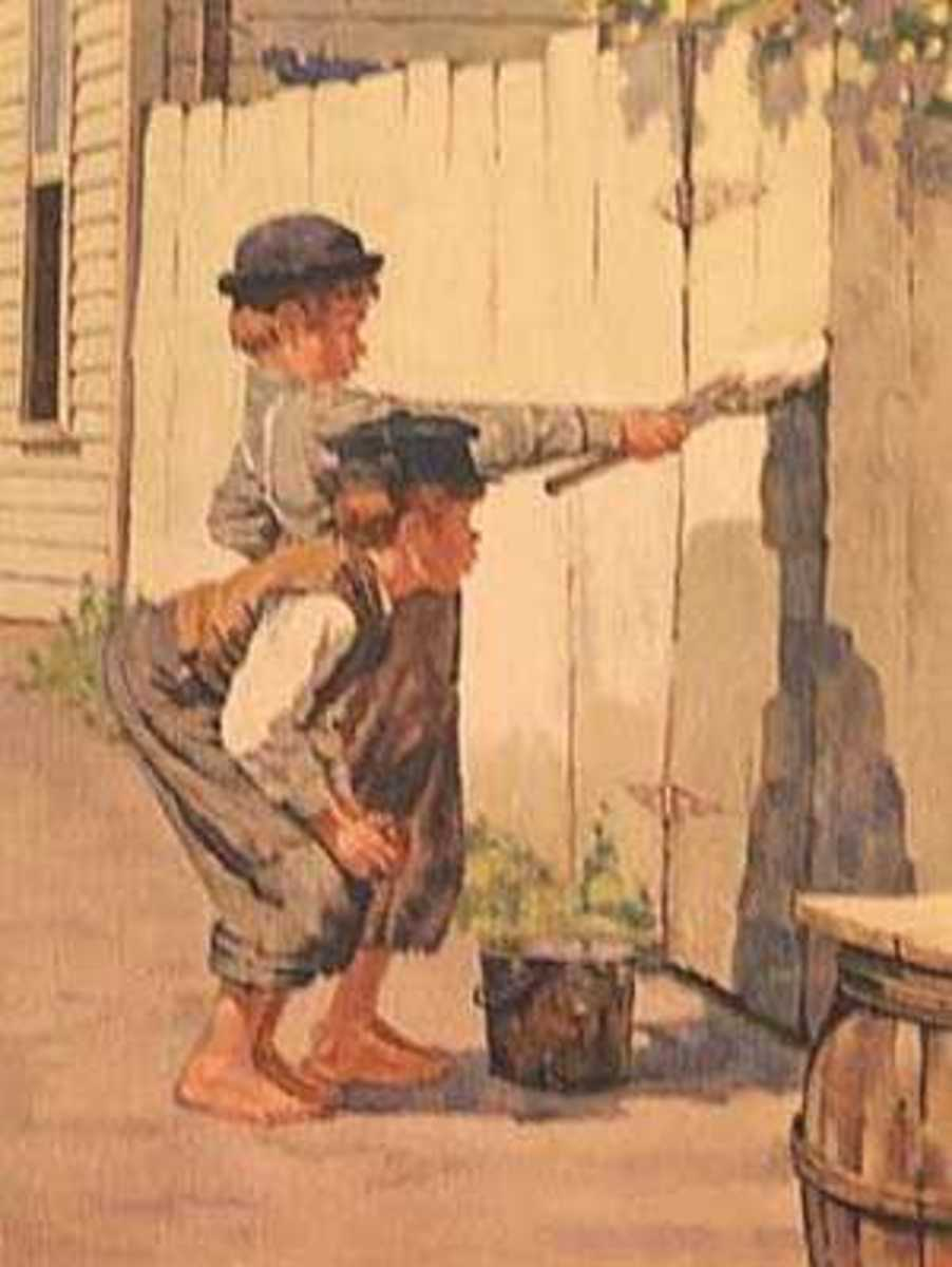 "The Vocabulary Of Mark Twain's: ""The Adventures of Tom Sawyer"""
