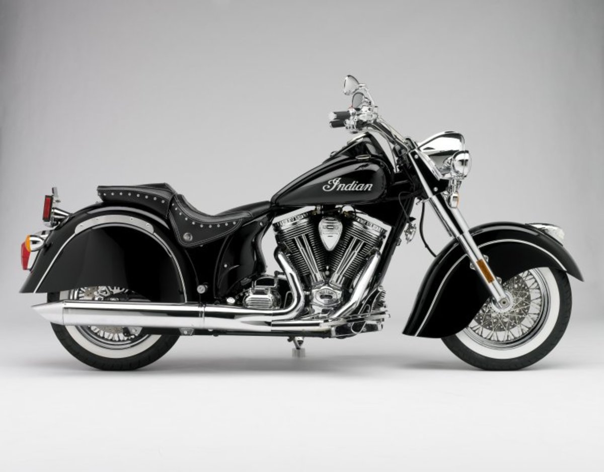 Everything You Need to Know About Indian Motorcycles
