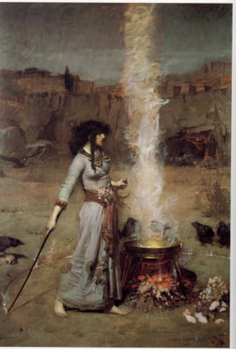 What part did gender play in the history of witchcraft? Read on to find out.