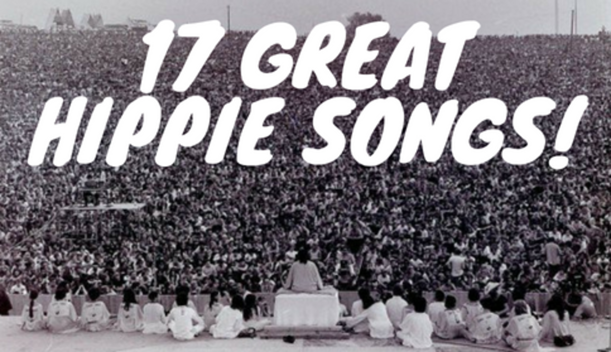17 Greatest Hippie Songs of the 1960s and 1970s