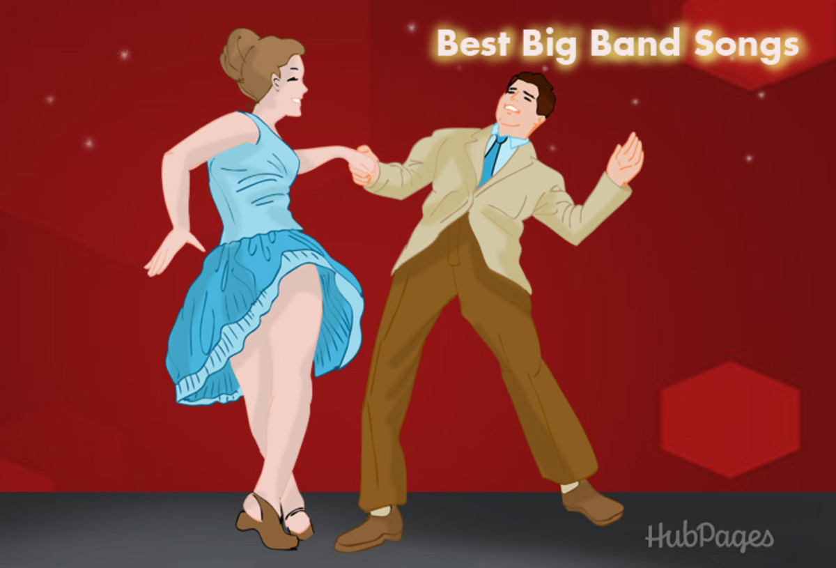 Love to dance to the music of the Swing Era? Here are the best big band songs.