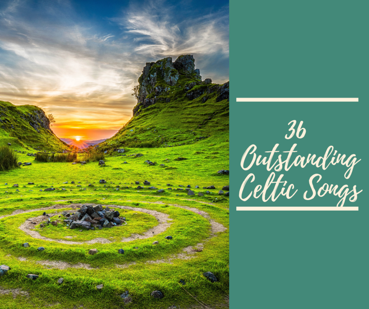 These great Celtic songs are great for all kinds of different moods.