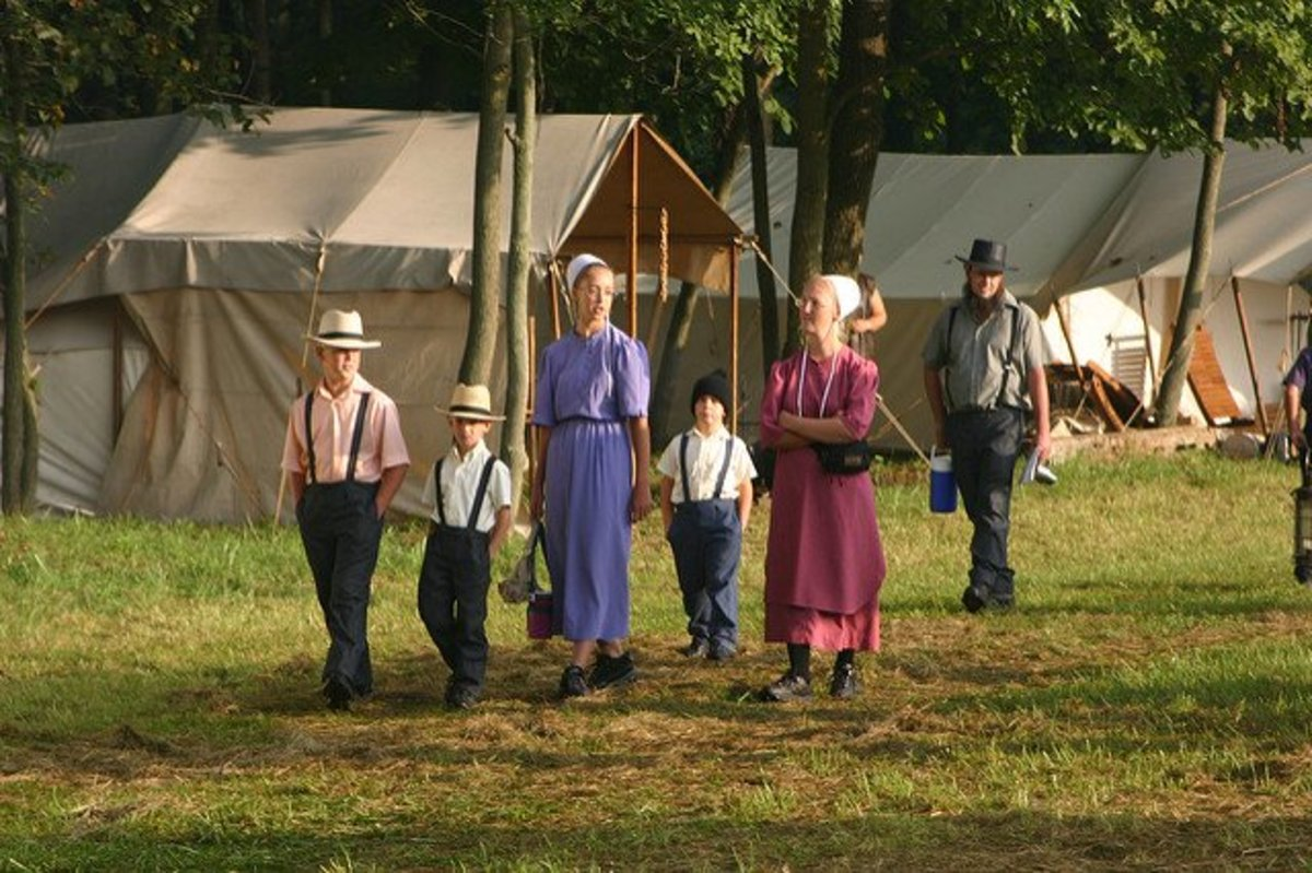 Why Do the Amish Have Their Teeth Pulled Out? | Owlcation