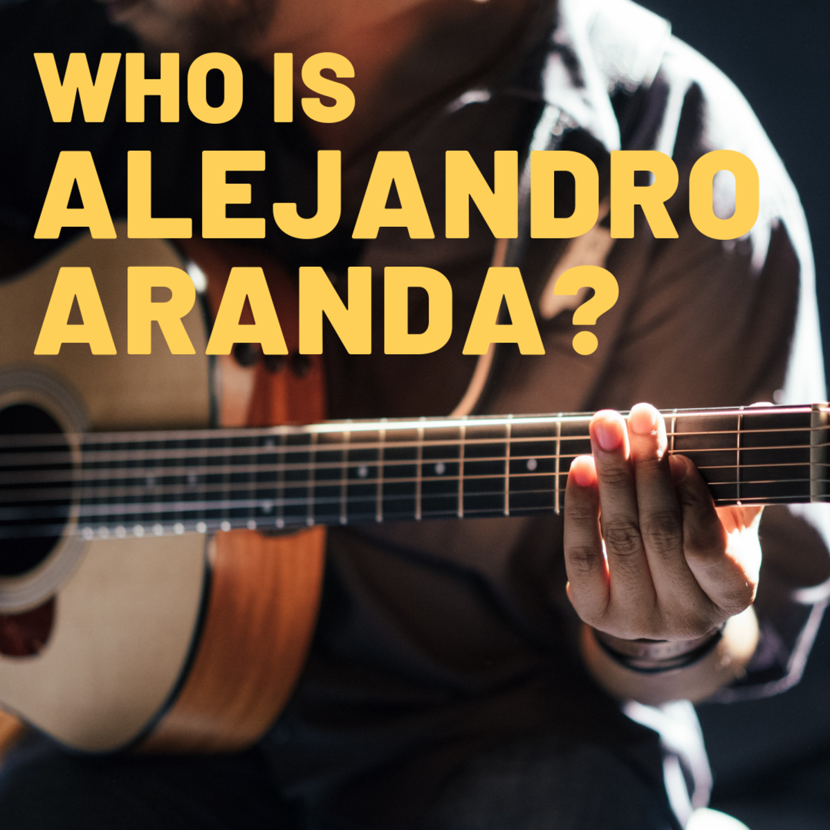 Who Is Alejandro Aranda?