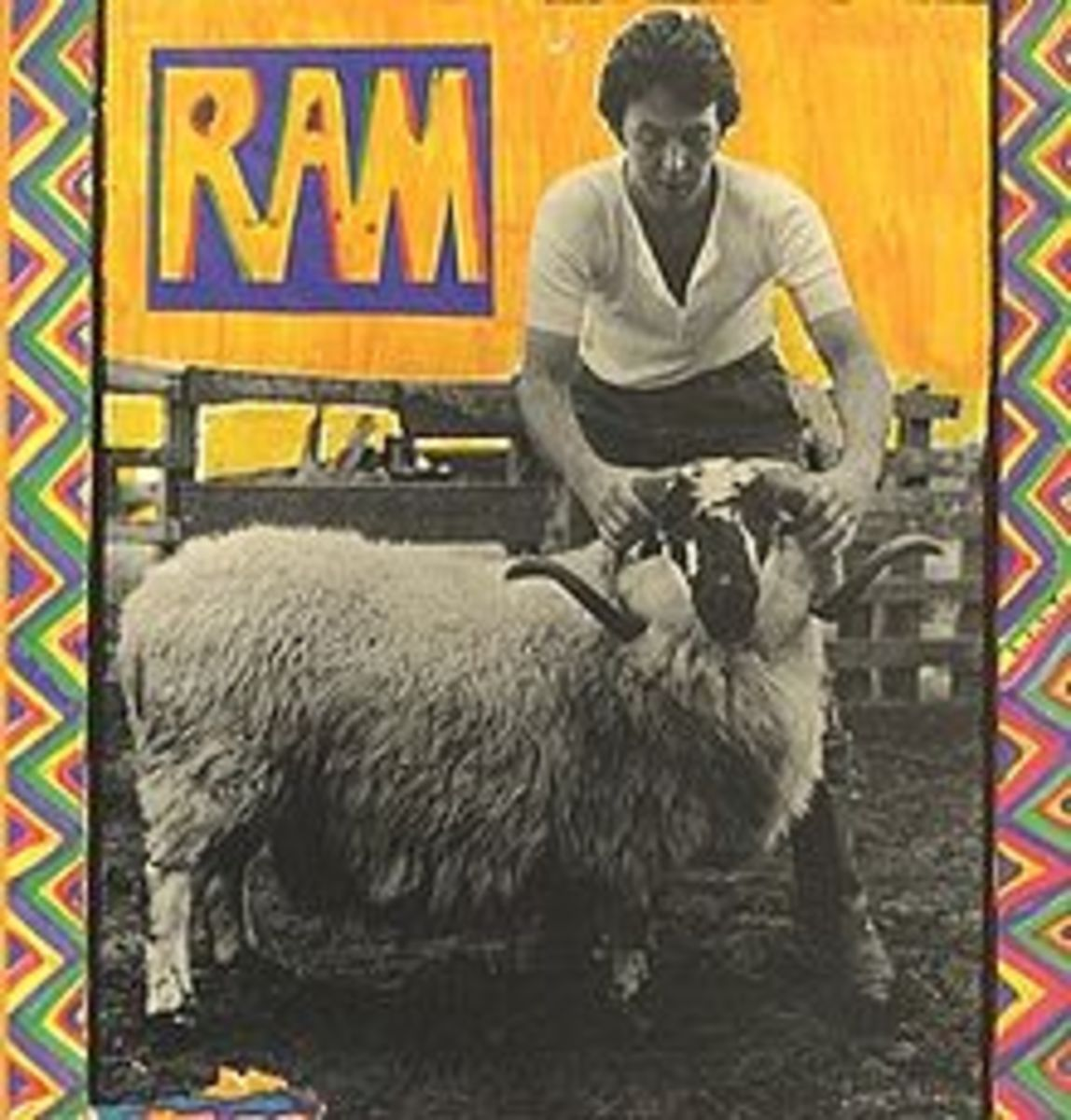 Discovered Treasure, Ram, Paul McCartney's Second Solo Album