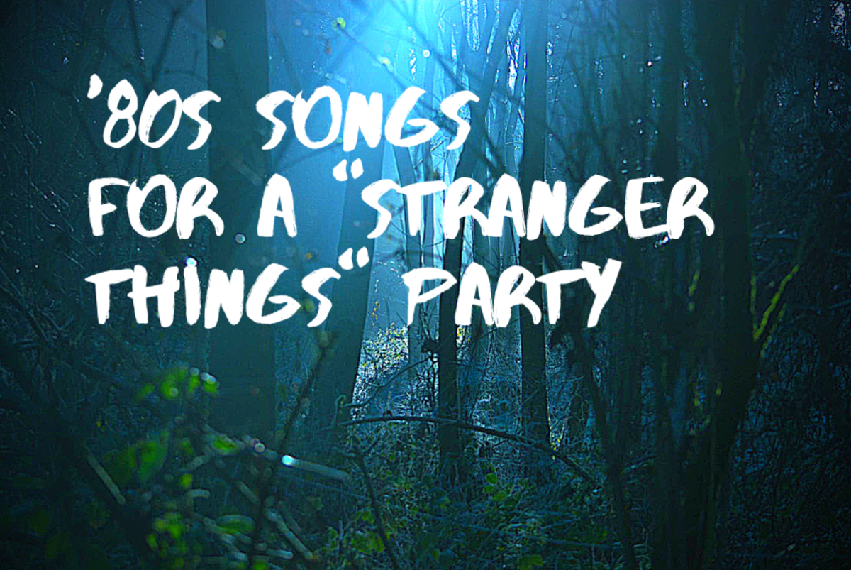These songs will get your Stranger Things-themed party rockin'.