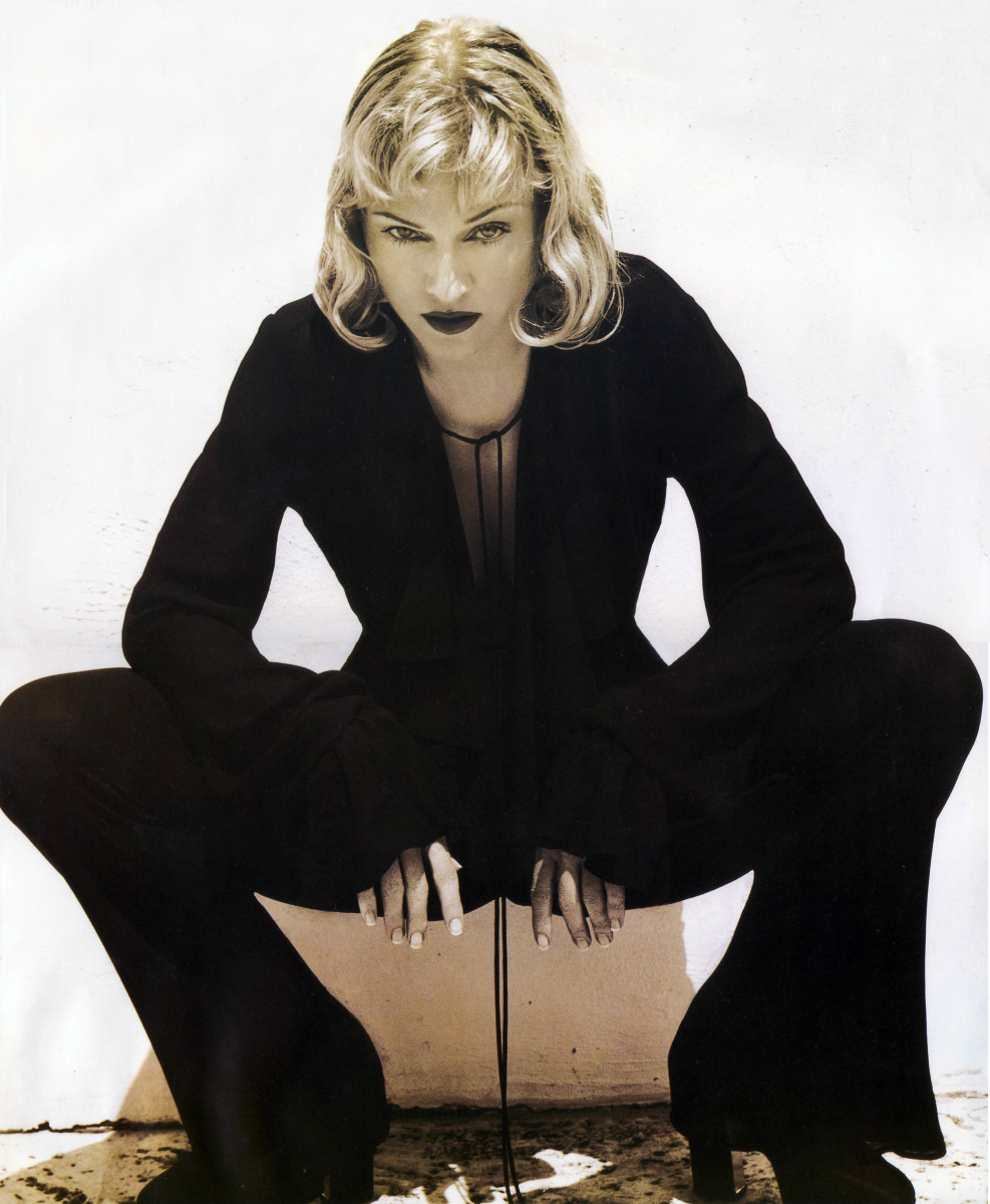 My Top 5 Madonna Songs ! | Spinditty