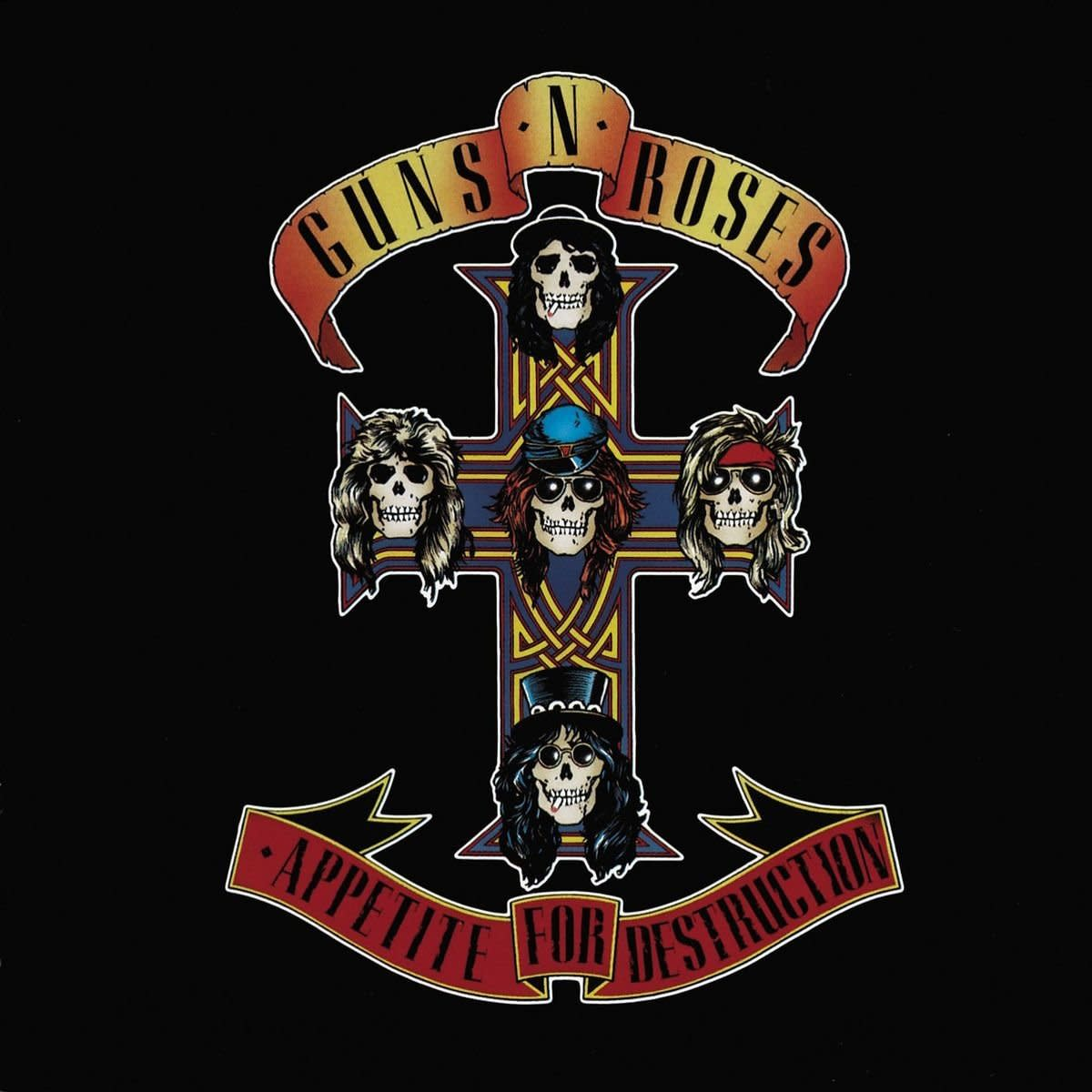 Guns N Roses Appetite For Destruction: A Mean Spirited Masterpiece That Still Sounds Good Today