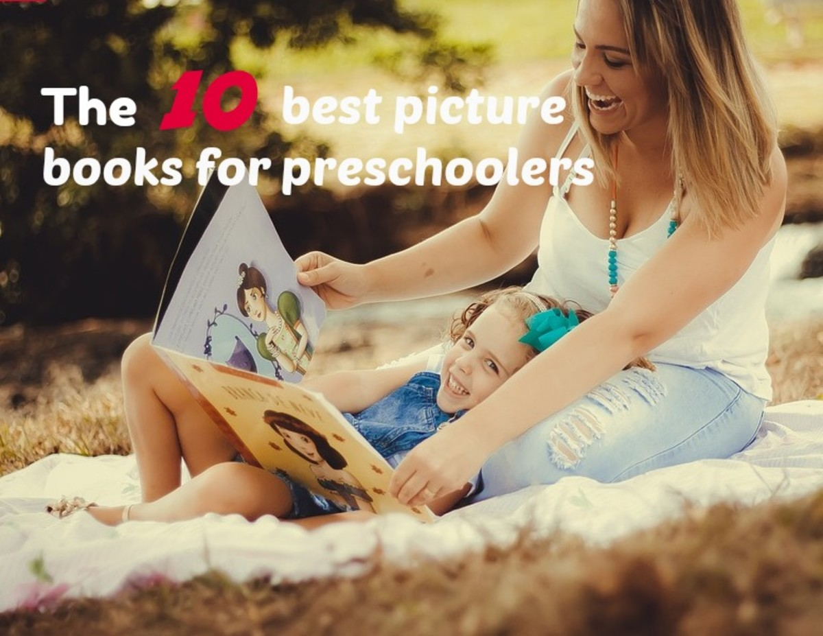 A good picture book should stimulate the imagination and promote hours of pretend play.