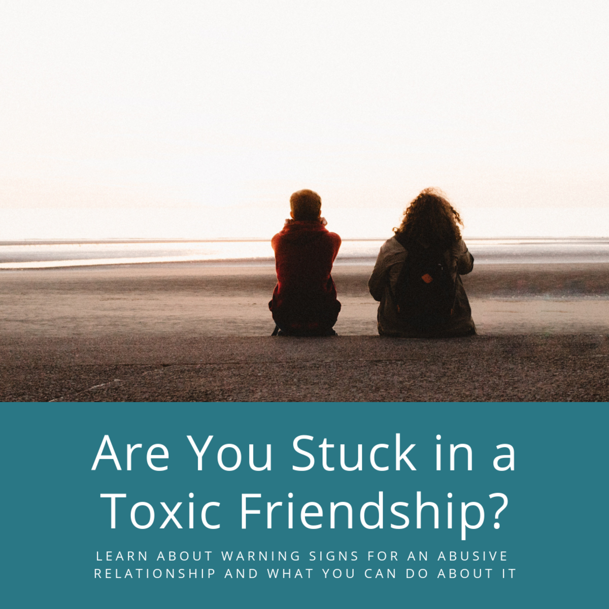 Does your friend ignore your emotions and make you feel bad about yourself? Learn how to get out of a toxic relationship.