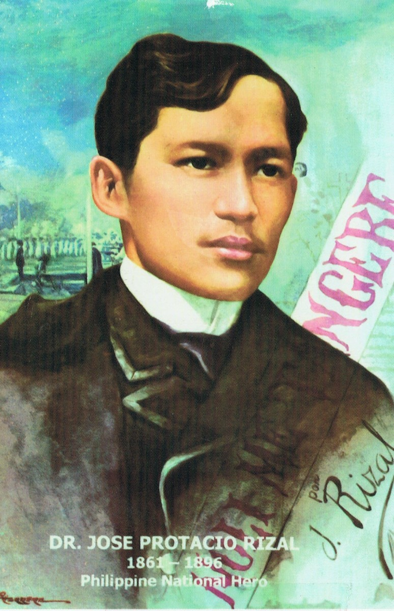Patriot,  physician  and man  of letters  whose  life  and  literary  works were an inspiration to  the  Philippine nationalist  movement.