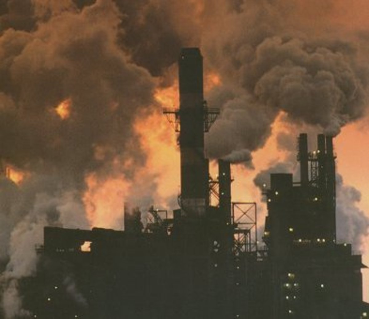 Environmental Laws Like NEPA and CEQA Are Meant To Stop Pollution Like This.
