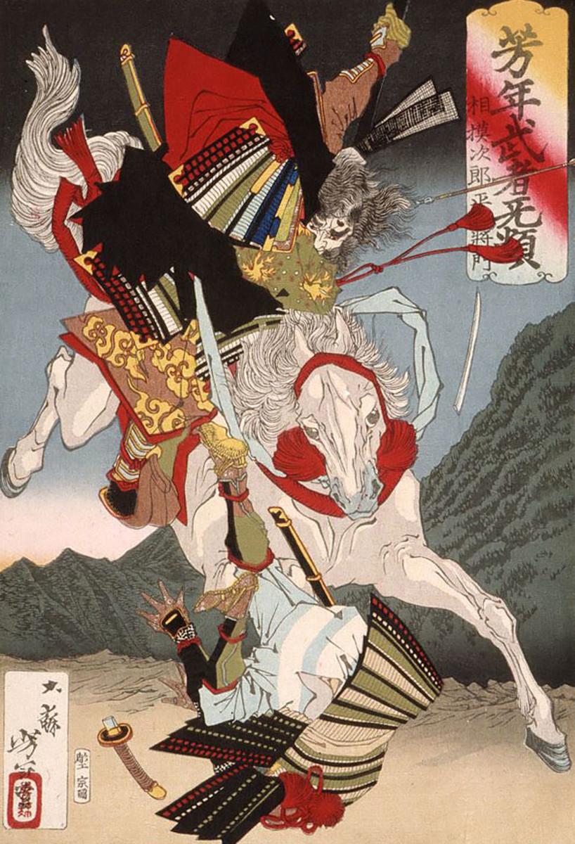 Top 5 Japanese Rebels in History