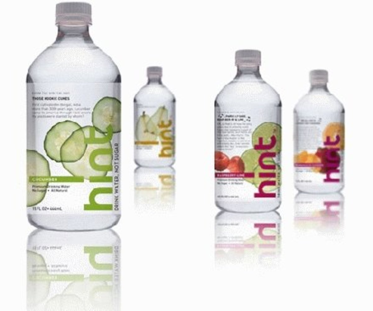 Top 10 Brands of Flavored Water