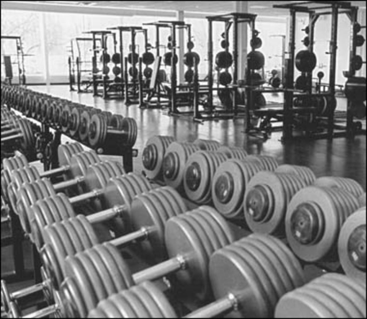 You Re Almost Ready For The Weights