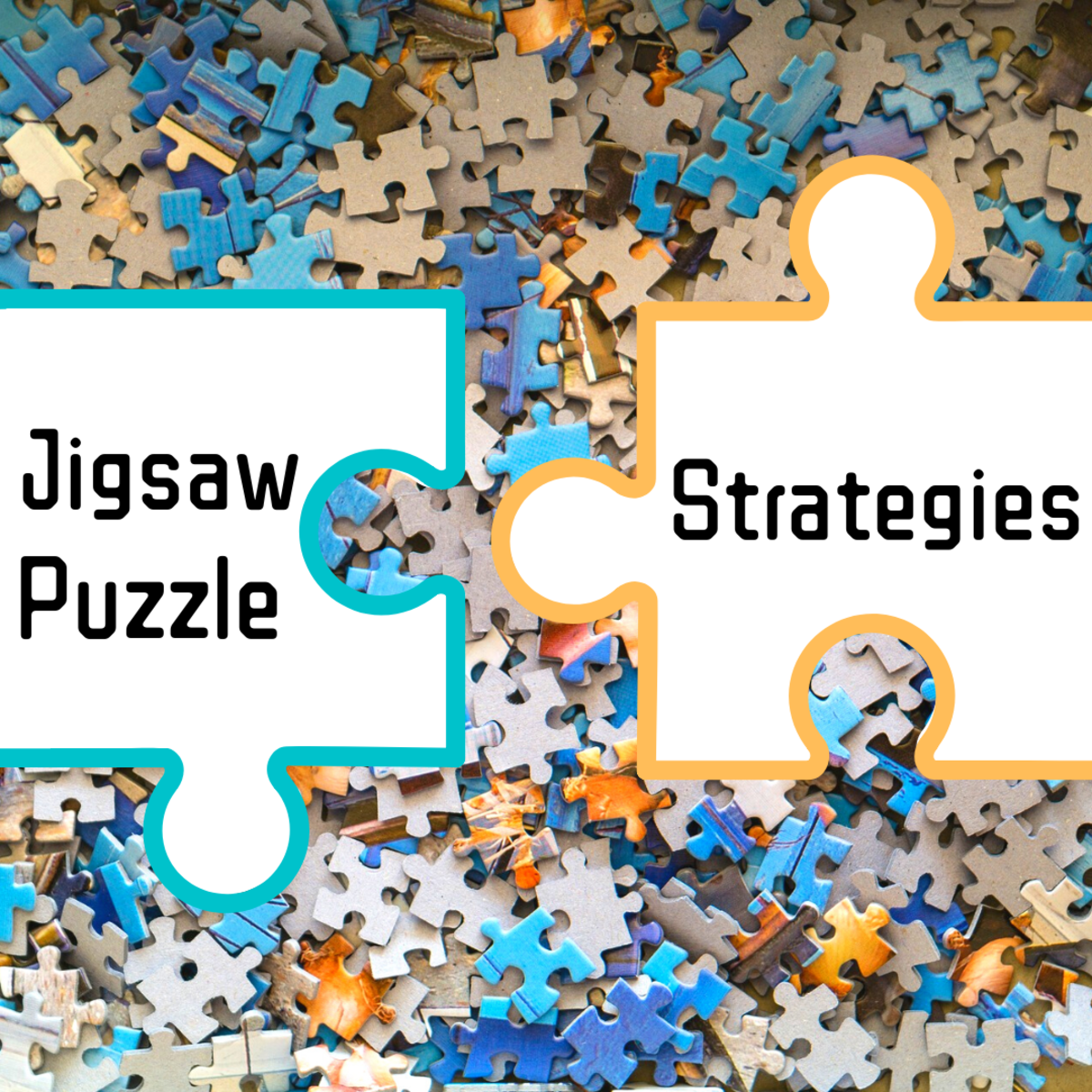 Find some strategy tips for puzzling like a pro!