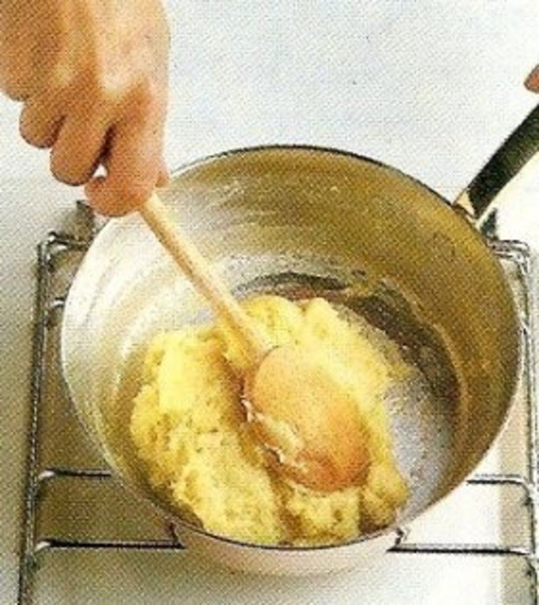 How to Make and Shape Choux Pastry: Step-by-Step with Pictures and a Video