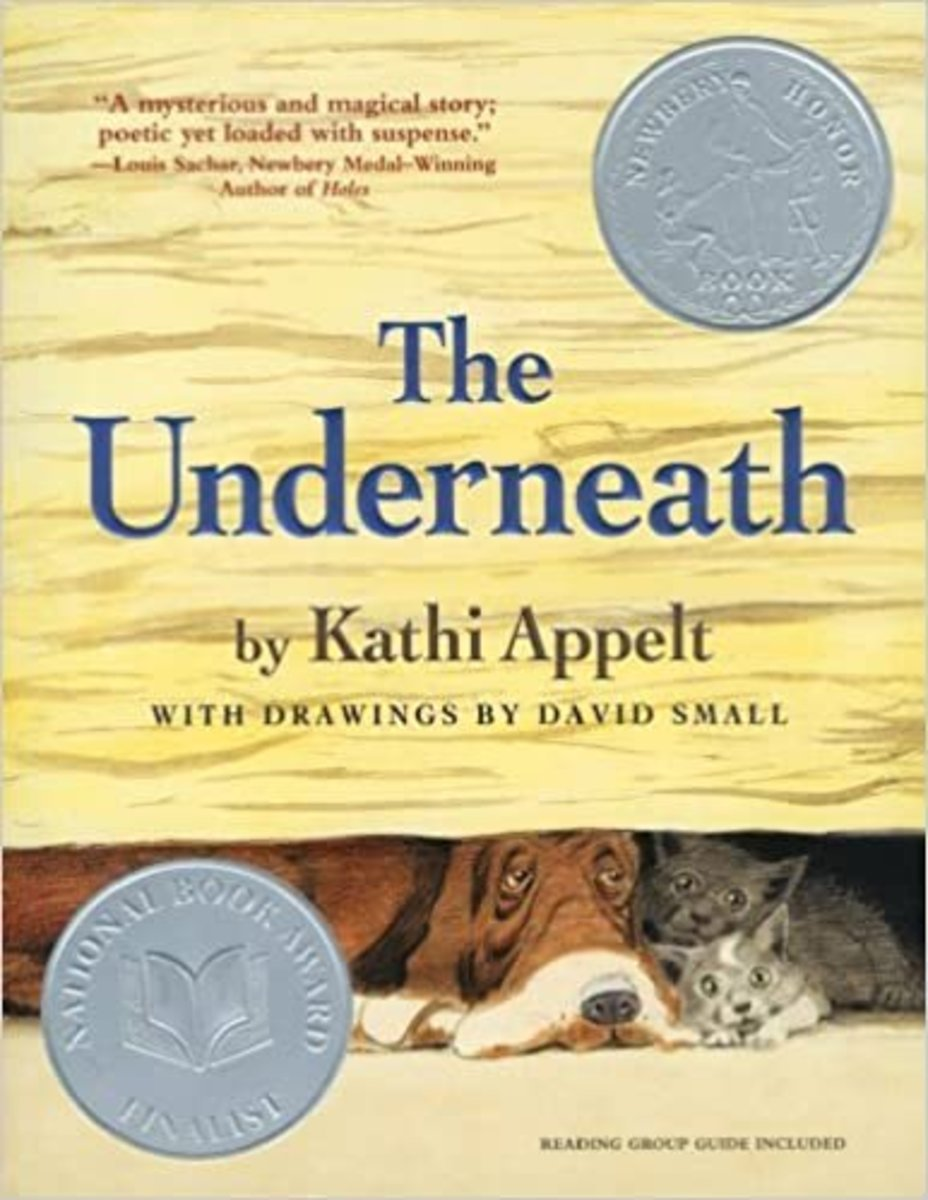"""The Underneath"" by Kathi Appelt"
