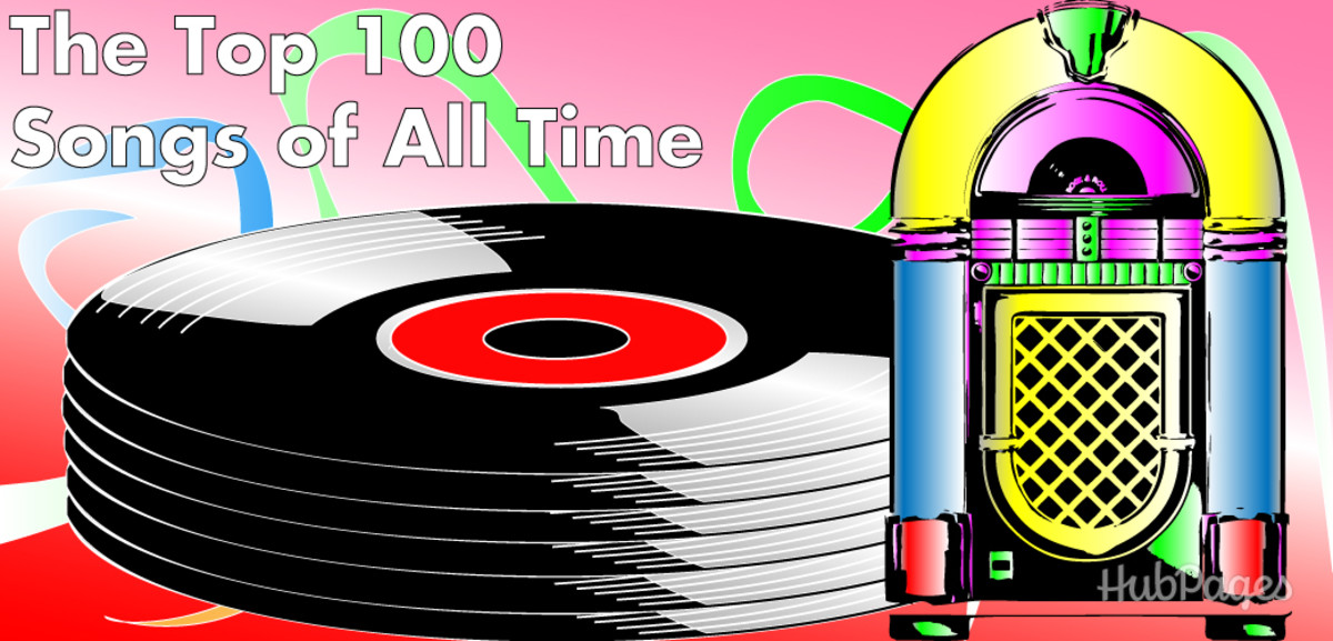 The top 100 songs of all-time.