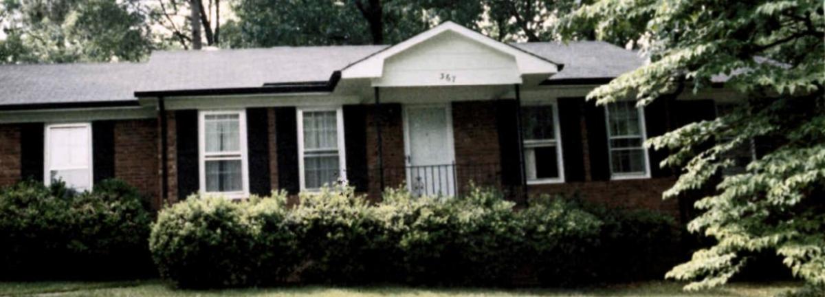 Eastburn family home