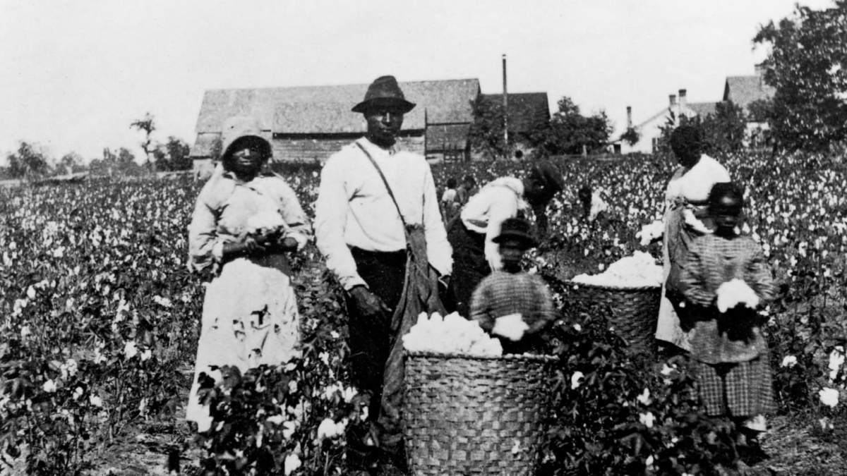We Were Slave Myth-Busting: Blacks Have Been Here for a Long Time, Why Haven't They Progressed?