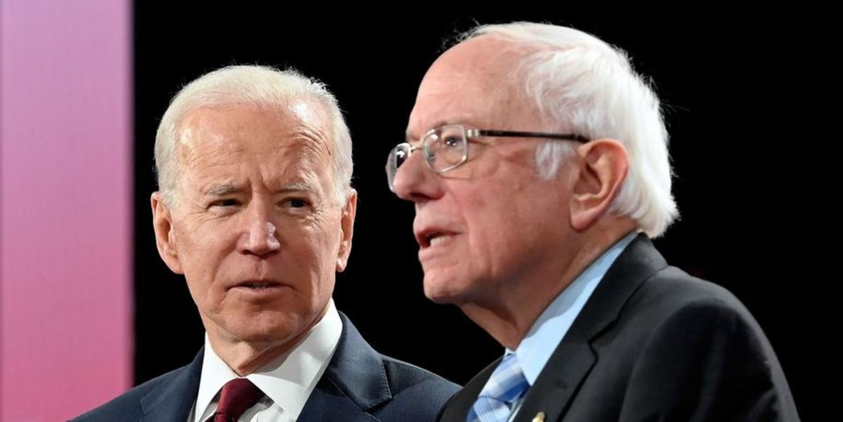 Concerns Are Growing Over Joe Biden's Possible Dementia