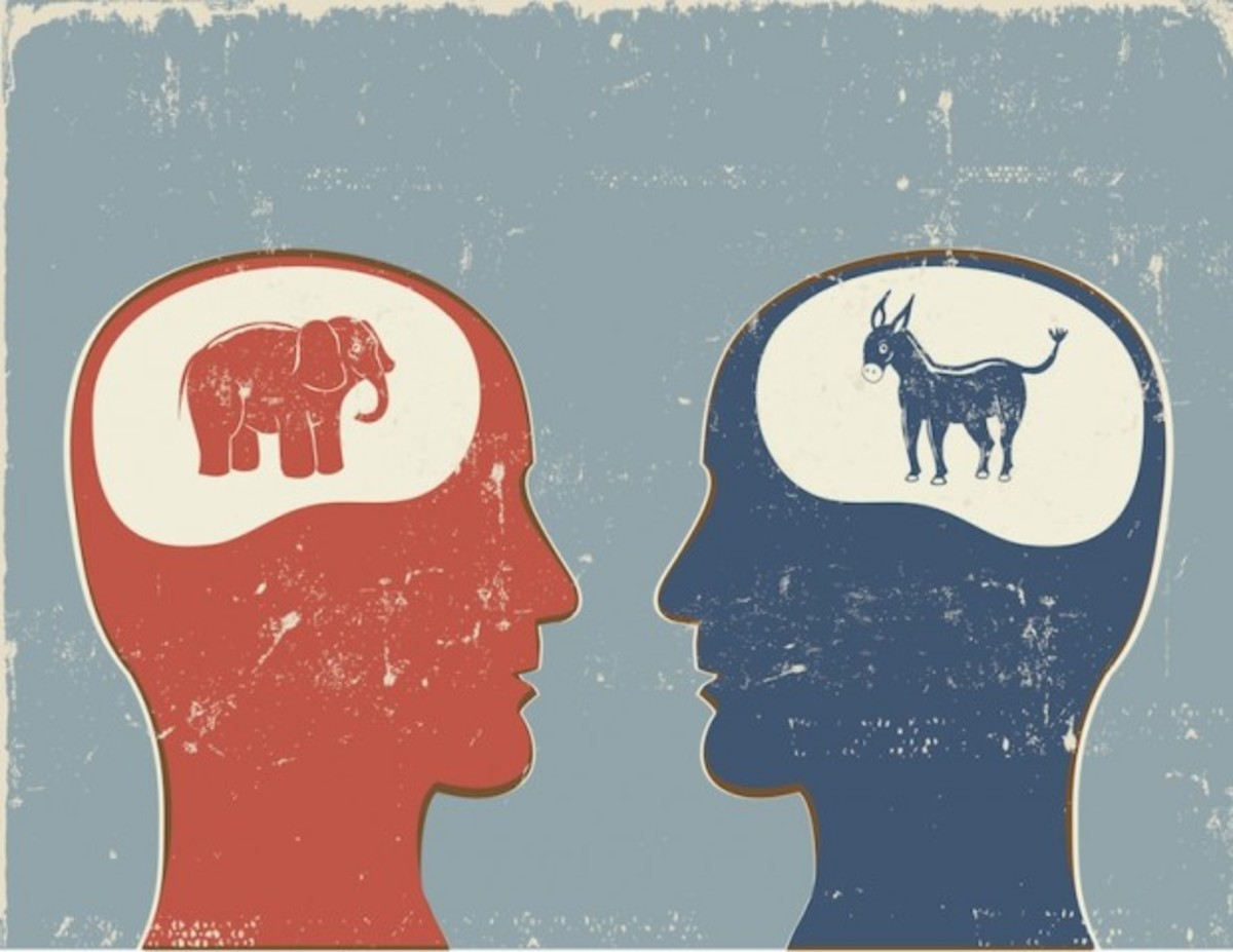 Time for Change: Why We Need a Third Party