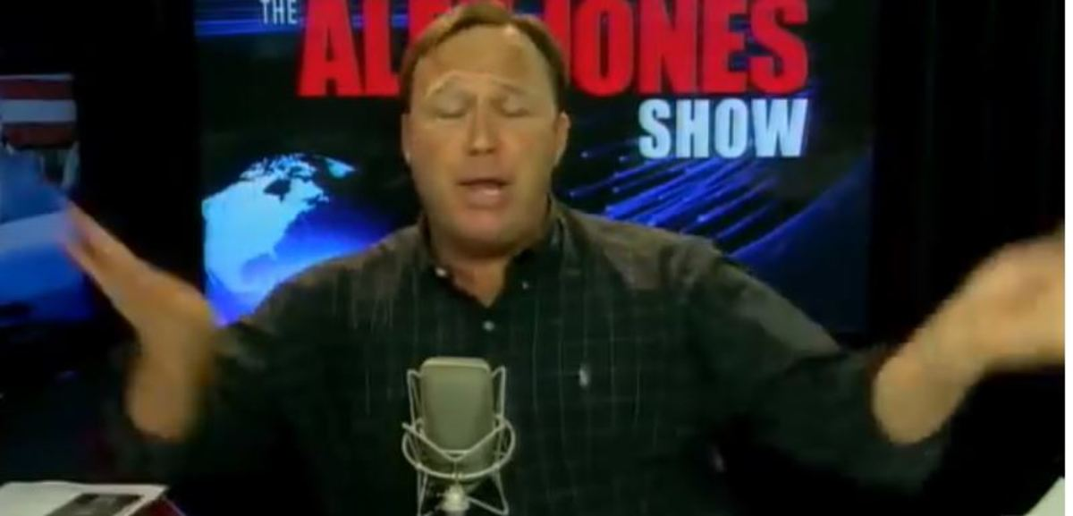 Infowars Forget They Accused Obama of Creating Hurricane Sandy to Win 2012 Election