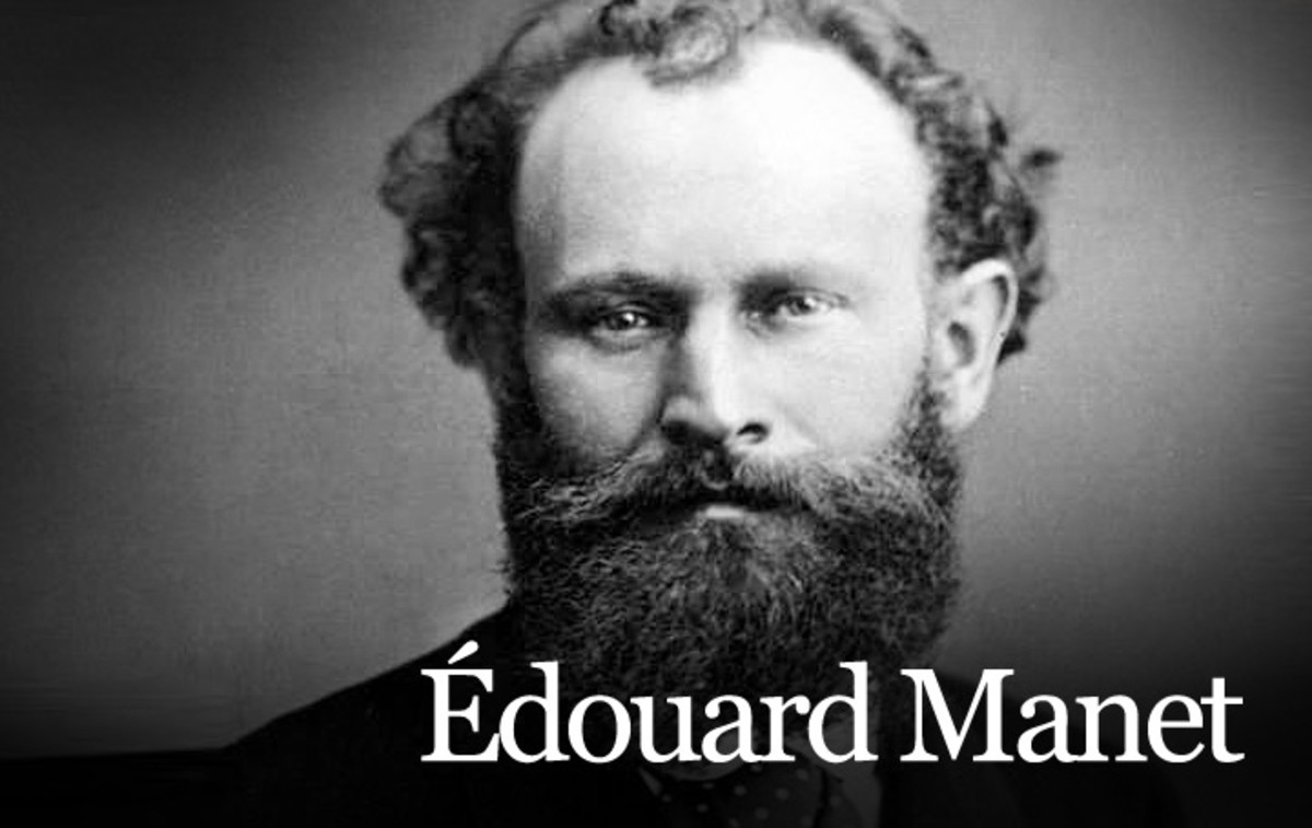 Artists Who Died Before 50:  Edouard Manet