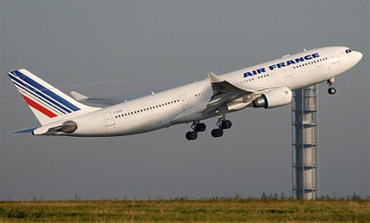 Air France Flight 447 Disaster, 1st June 2009