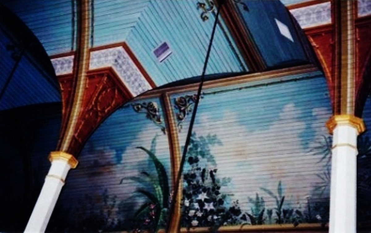 The Painted Churches of Schulenburg, Texas: Beauty Found Inside!