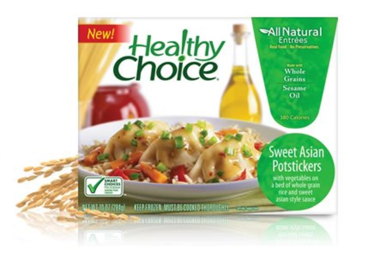 My Top Five Healthy & Best Frozen Dinners