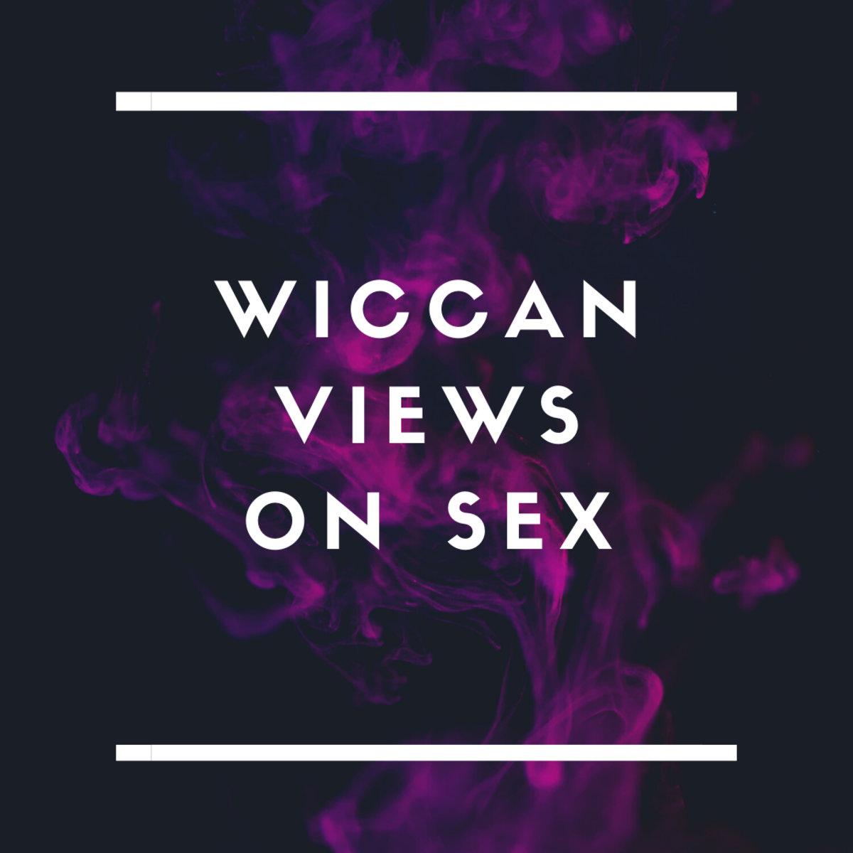Learn all about how Wiccans view sex in their practice.